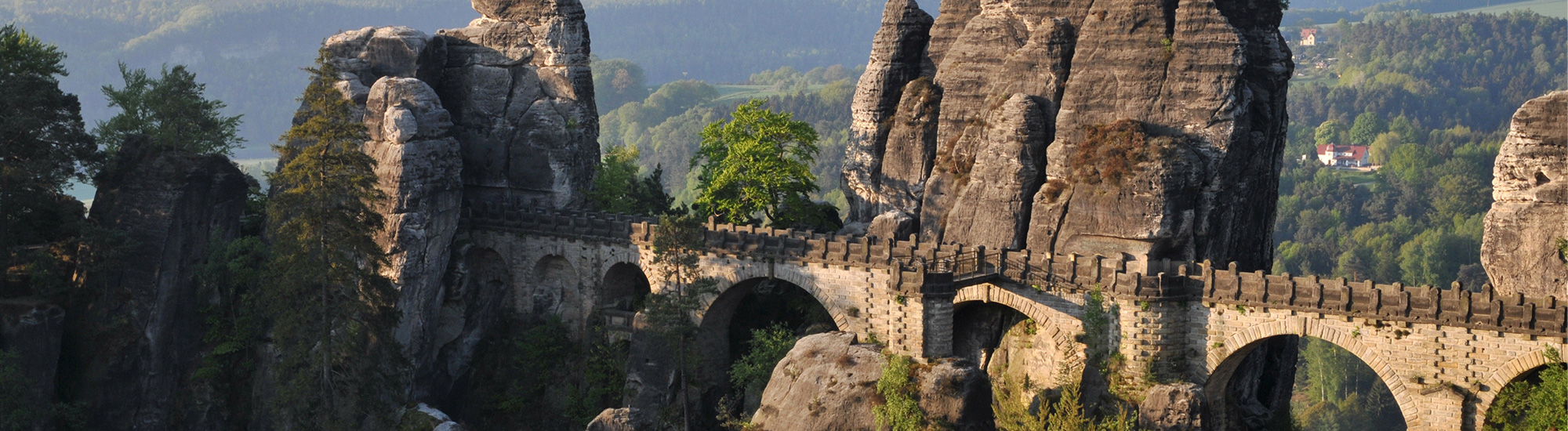Active recreation in the Elbe Sandstone Mountains