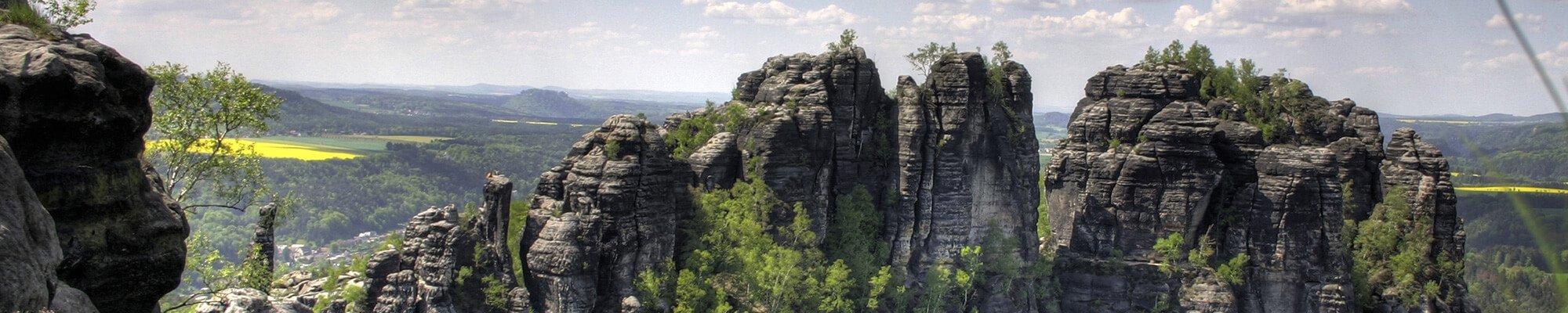 Elbsandsteingebirge Bad Schandau