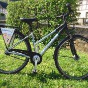 Hotel Grundmühle Fahrrad