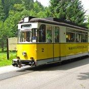 Hintere Sächsische Schweiz Kirnitzschtal Bahn