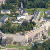 Festung Königstein Luftbild