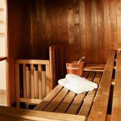 Hotel Grundmühle Sauna