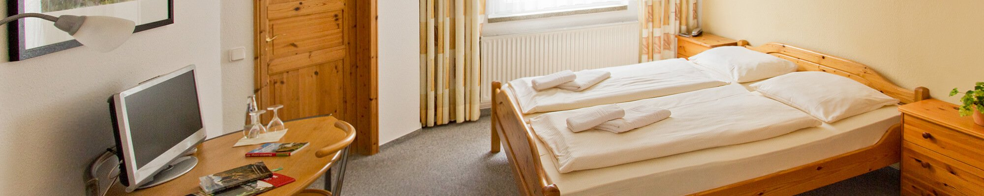 Hotel Grundmühle Doppelzimmer
